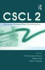 2002-03-03, Cscl 2: Carrying Forward the Conversation (Computers, Cognition, and