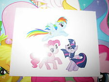 MY LITTLE PONY MON PETIT PONEY TOPPS 2014 IMAGE STICKER AUTOCOLLANT N° N RARE