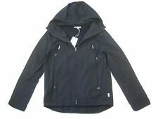 ONIA SHAW TECHNICAL MA01CN BLACK SMALL HOODED JACKET MENS NWT NEW