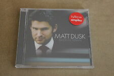 Matt Dusk - Back in Town CD NEW Release