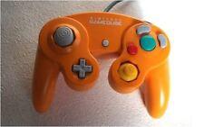 Free Shipping Nintendo Official GameCube Wii Controller Pad Orange GC Japan Game