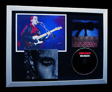 ANNA CALVI+SIGNED+FRAMED+ONE BREATH+ELIZA=100% AUTHENTIC+EXPRESS GLOBAL SHIPPING