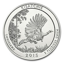 2015 5 oz Silver ATB Kisatchie National Forest, LA - SKU #87607