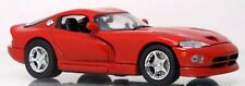 Nice 1/43 Dodge Viper RT/10 Red Coupe Universal Hobbies Eagles Race