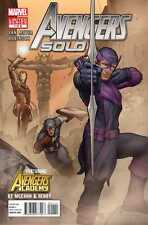 AVENGERS: SOLO (2011) #1 OF 5 VF+ - VF/NM HAWKEYE