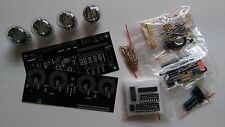 Nixie Tube clock KIT with LC-513 LED Alarm