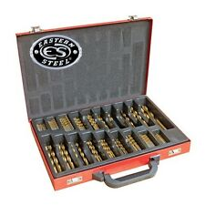 Eastern Steel 214 Piece Titanium Drill Bit Set