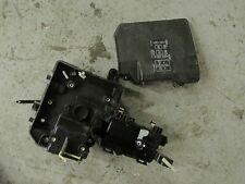 2001 Yamaha Outboard 200 hpdi Z200TXRZ electronics box and cover 68f-81948-00-00