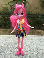 "My Little Pony Equestria Girls 9"" Doll Friendship Games Pinkie Pie New Loose"