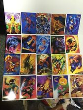 1995 Fleer Ultra Spider Man 20 Cards A