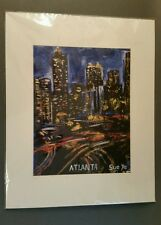 Sue Ye Art Prints Matted, Unframed and in original packaging. Atlanta