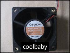 SUNON KD2406PTS1 Fan 24V 2.6W 60*60*25mm 2pin