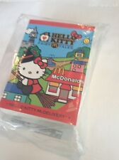 2013 McDELIVERY McDonald's HELLO KITTY FAIRY TALES PLUSH DOLL THAILAND - Witch