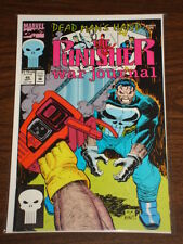 PUNISHER WAR JOURNAL #46 VOL1 DAREDEVIL NOMAD SEPTEMBER 1992