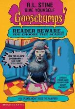 Please Don't Feed the Vampire! (Give Yourself Goosebumps, No 15)