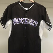 MLB Authentic Colorado Rockies Baseball Jersey New SMALL
