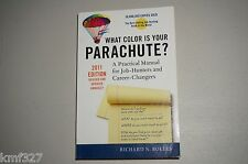 What Color Is Your Parachute? 2011: A Practical Manual for Job-Hunters and Care