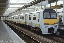 Stansted Express 322485 Tottenham Hale Rail Photo