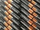 (20 Piece Combo Pack) Duracell Duralock 10 AA and 10 AAA Size Batteries EXP 2025