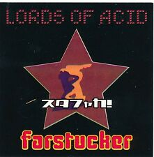 Lords Of Acid Farstucker RARE promo sticker '01