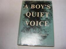 A boy's quiet voice by Ruth Kolko Cohen JEWISH BOY WITH CANCER