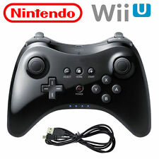 For Nintendo Wii U Pro Bluetooth Wireless Remote Controller Gamepad USA Ship