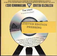 the used limited edition cd  sealed
