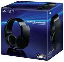 Sony Wireless Stereo 7.1 SOURROUND PlayStation 3 HEADSET LNIB