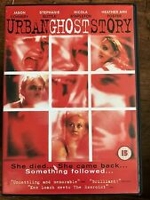 Jason Connery Nicola Stapleton URBAN GHOST STORY ~ 1998 Horror Britannico UK DVD
