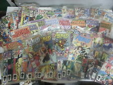 Variety Box 1980s through 90s Marvel Comic Books