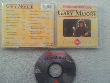 GARY MOORE LIMITED VOL.2 EDITION CD GERMANY ONLY  1994 RARE !