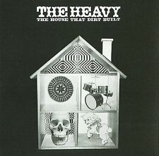The House That Dirt Built [Digipak] by The Heavy (CD, Oct-2009, Counter Records)