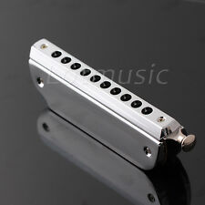 Aklot Blues Harmonica Chromatic Key of C 10 Holes 40 Tone Musical Instrument