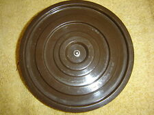 Oster Regency Kitchen Center Mixing Bowl TURNTABLE. Brown