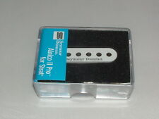 Seymour Duncan APS2 Alnico ll Pro Flat WHITE Single Coil Pickup New 11204-08
