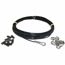 Speargun 250lb Mono Line Kit - Make 5 Line Rigs incl. 100ft Line,Crimps,Thimbles