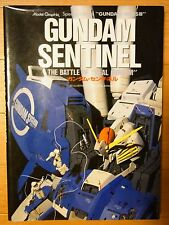 JAPAN Gundam Sentinel The Battle of Real Gundam 1989 OOP