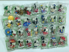 McDonald's Happy Meal Toy Snoopy World Tour 1 Figures 1998 (28 PIECES IN SET)