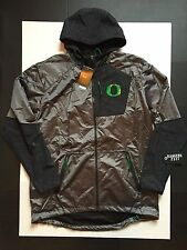 Nike NCAA Oregon Ducks Velocity Fly Training Jacket Men's Size L RARE!