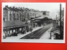 PHOTO  MUTLEY RAILWAY STATION PLYMOUTH DEVON