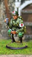 THE COLLECTORS SHOWCASE WW2 AMERICAN CBA032 101ST AIRBORNE MEDIC MIP