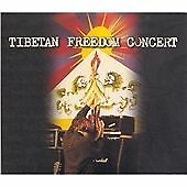 Tibetan Freedom Concert Live 3xcd album Radiohead Foo Fighters U2 Eddie Vedder