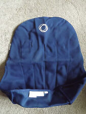 Bugaboo Cameleon 1/2 Seat Cover/Liner  in Dark Blue Canvas Fabric