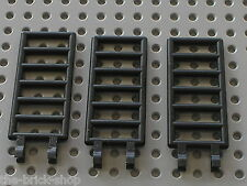 3 x LEGO black bar 6020 / set 75827 6769 42055 10185 10210 7097 75159 10183 6600