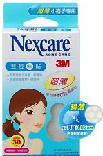 *HOT*[3M NEXCARE]Acne Dressing Pimple Patch Combo Stickers 30Pcs/1BOX