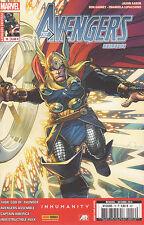 The AVENGERS UNIVERSE N° 16 Marvel France Panini comics Hulk Avengers Thor