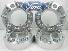 "FORD F250 F350 8X170 WHEEL SPACERS ADAPTERS 1"" 25MM HEAVY DUTY TRUCK MADE IN USA"