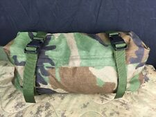US Military MOLLE II Waist / Butt Pack | Woodland Camo | EUC | 8465-01-465-2058