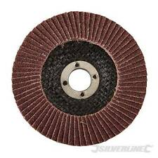Ossido di alluminio Flap Disc 115mm 40 Grit ossido di alluminio per la macinazione DECORATORE