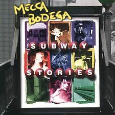 Mecca Bodega: Subway Stories  Audio CD